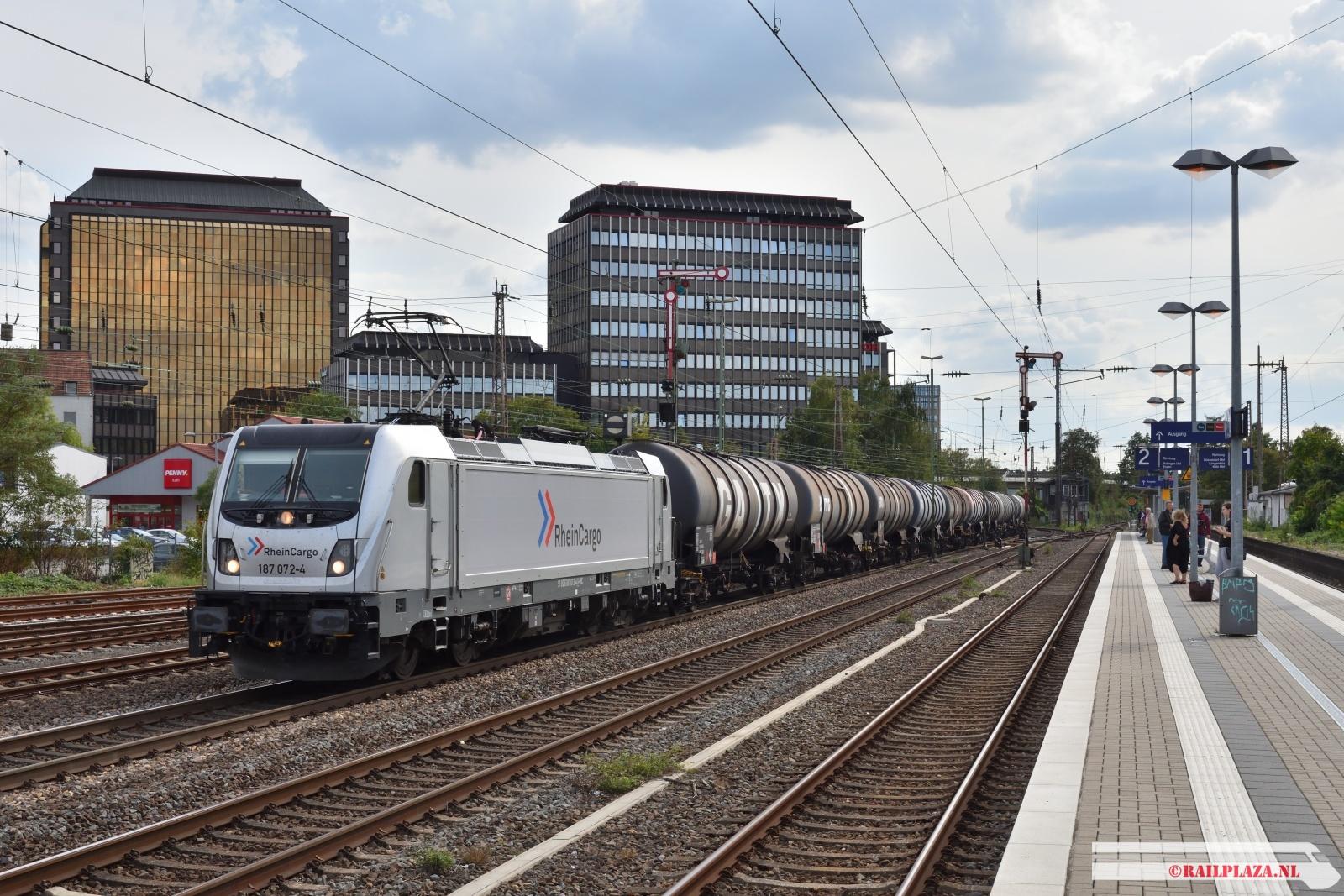 187 072 - Düsseldorf Rath