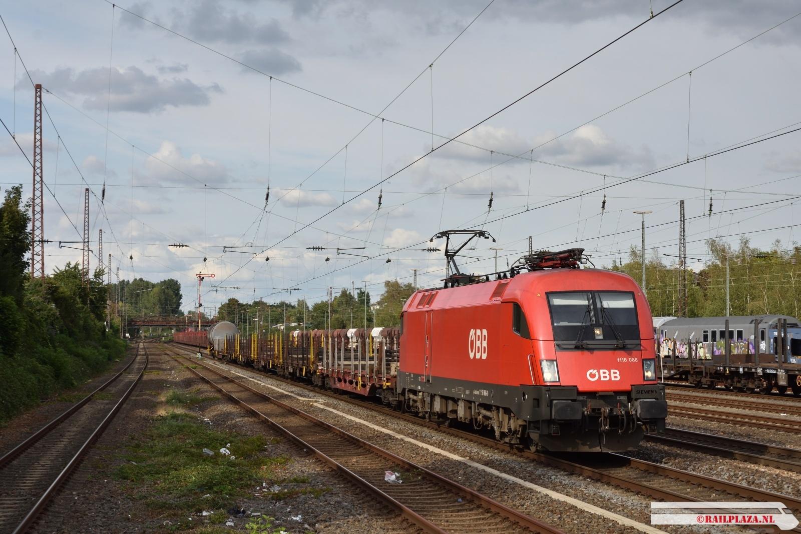 1116 086 - Düsseldorf Rath