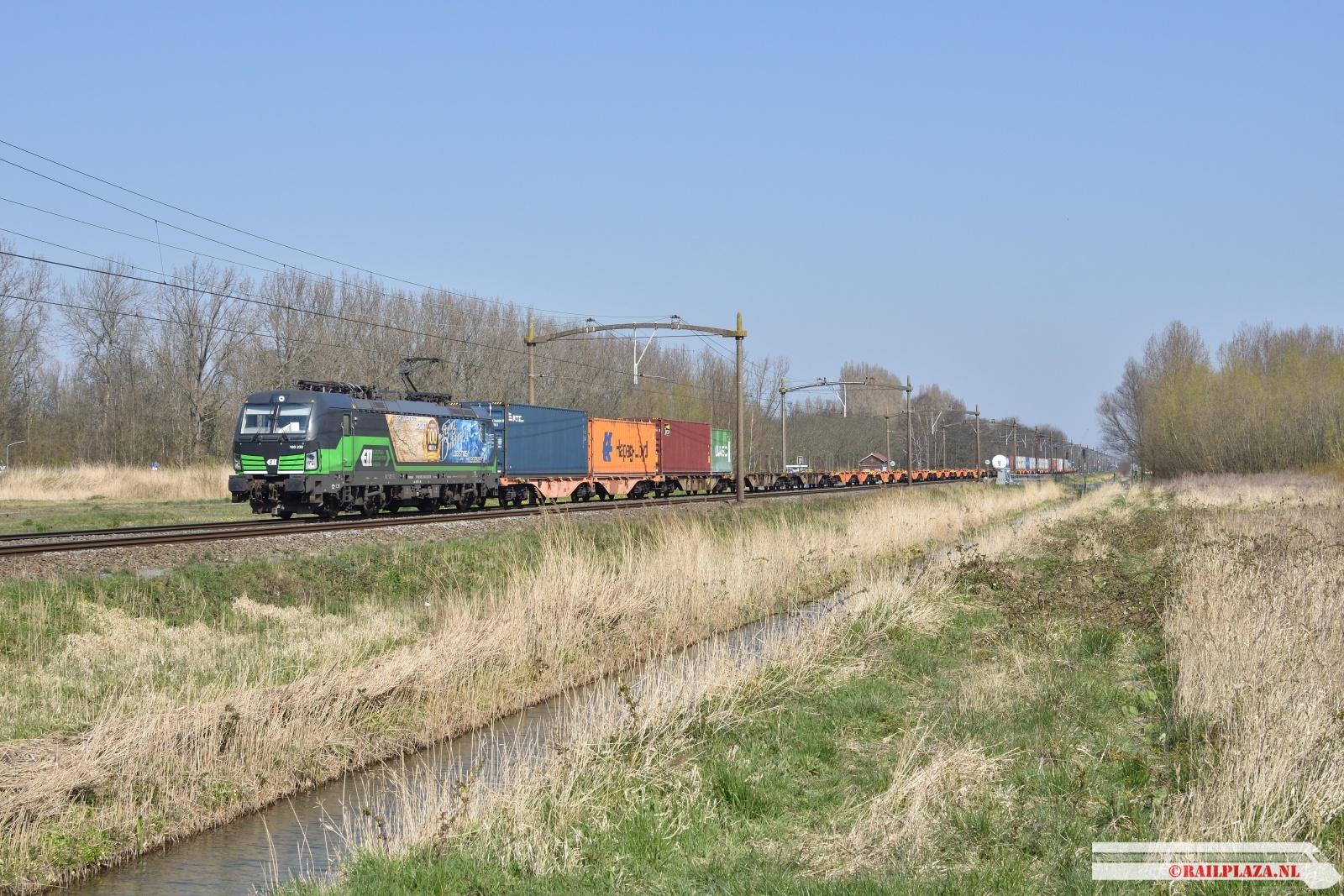 193 232 - Dordrecht-Zuid