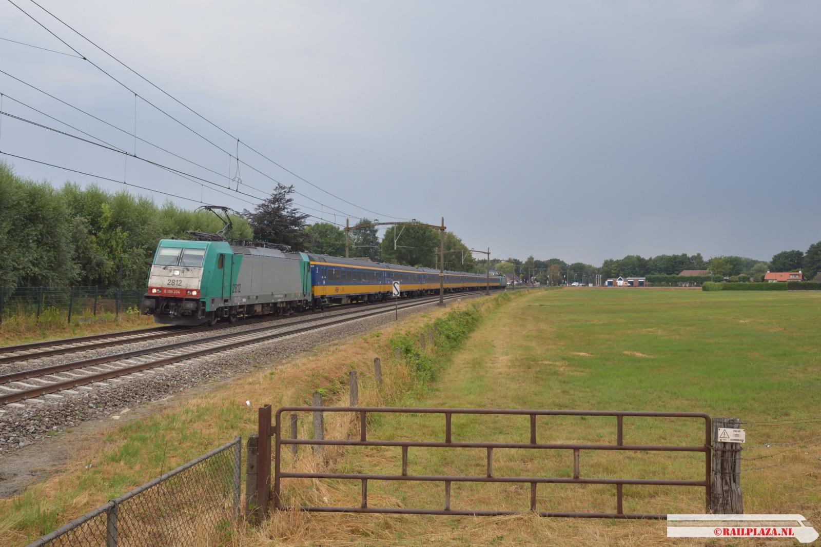 186 204 / 186 196 - Breda Prinsenbeek