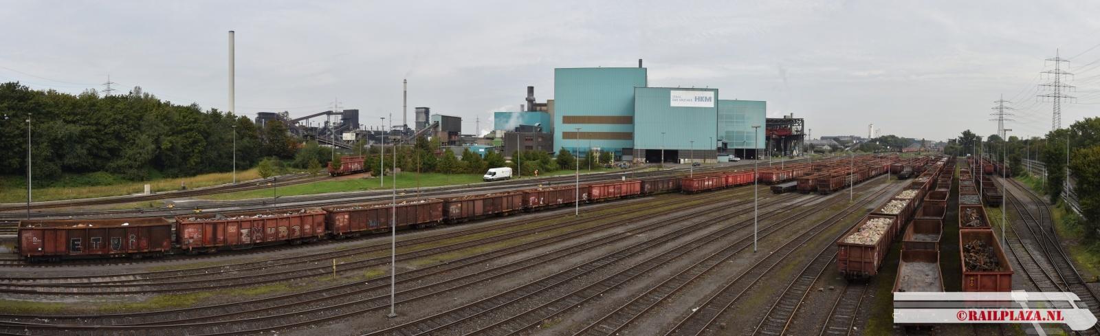 Panorama HKM Duisburg