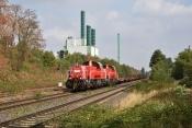 265 004 / 265 016 - Wanheim-Duisburg